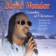 cd cover small image obal maly obrazok stevie wonder someday at christmas 1967