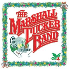 the marshall tucker band carolina christmas cd cover obal vianočné piesne