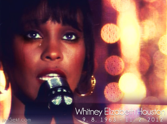 whitney elizabeth houston crying